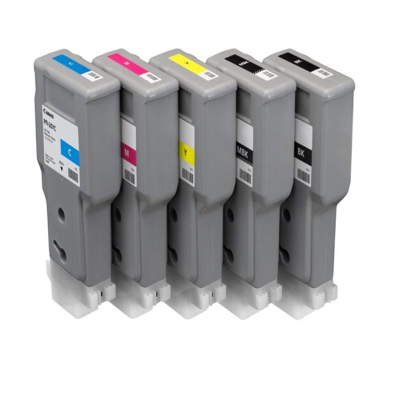 Canon Ink Cart. PFI-207M magenta, 300ml