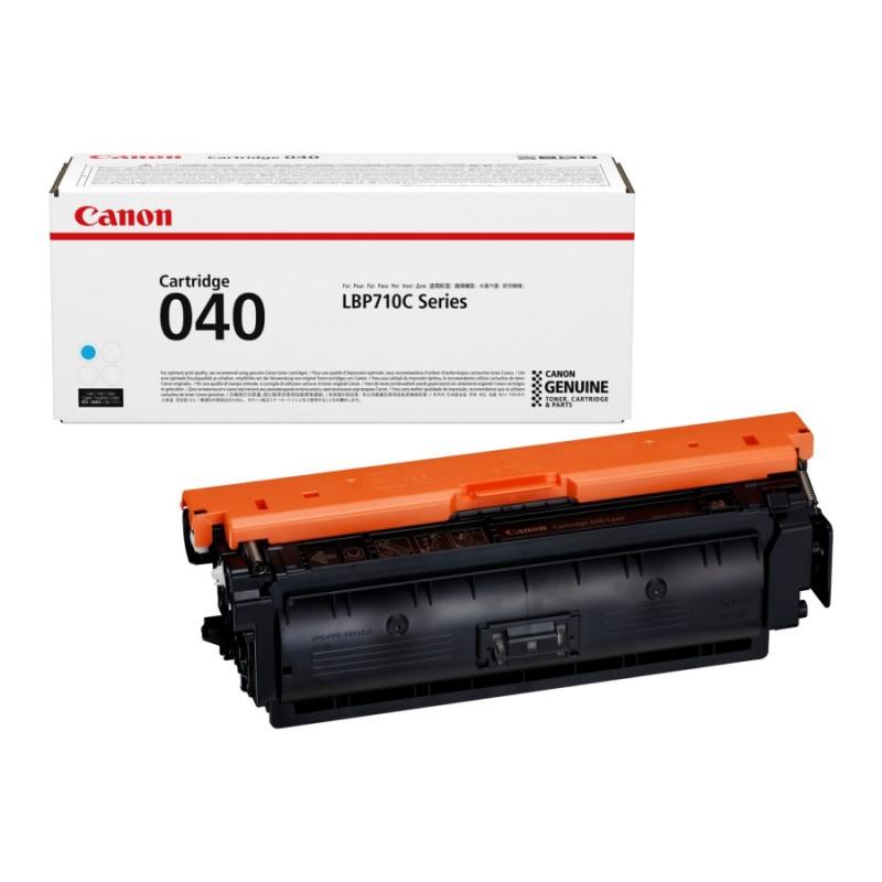 Canon Toner 040, Ciano