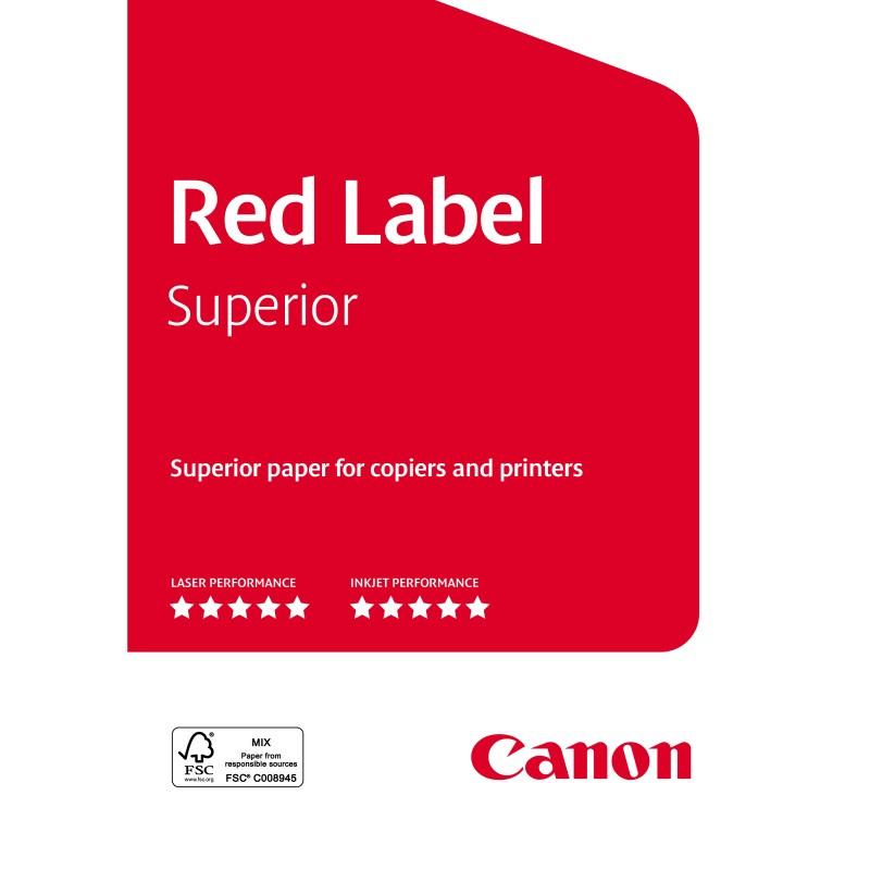 Red Label Superior A4 80gr. 500 fogli