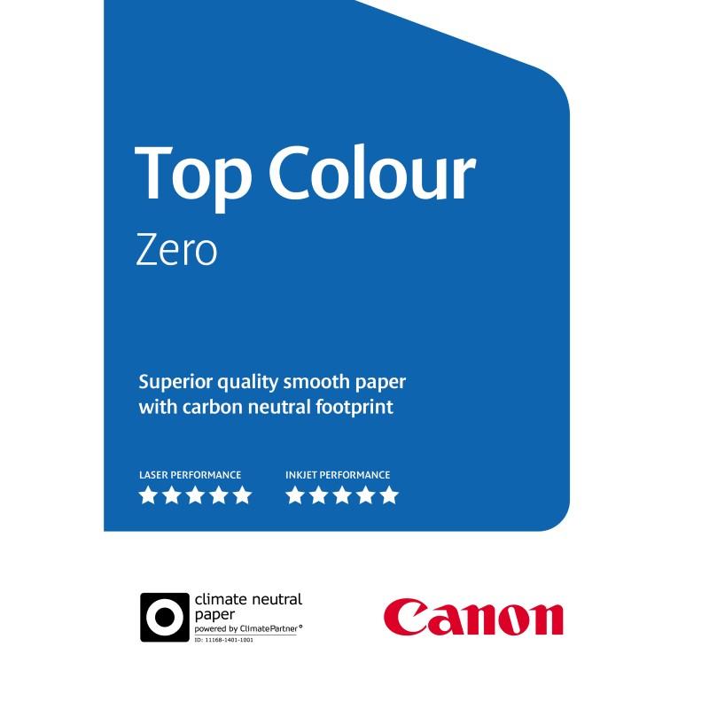 Carta Canon Top Colour bianca A4  <br>250 gr. sati