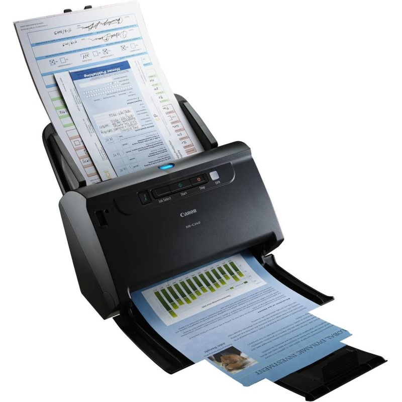 DR-C240 Scanner documentale A4