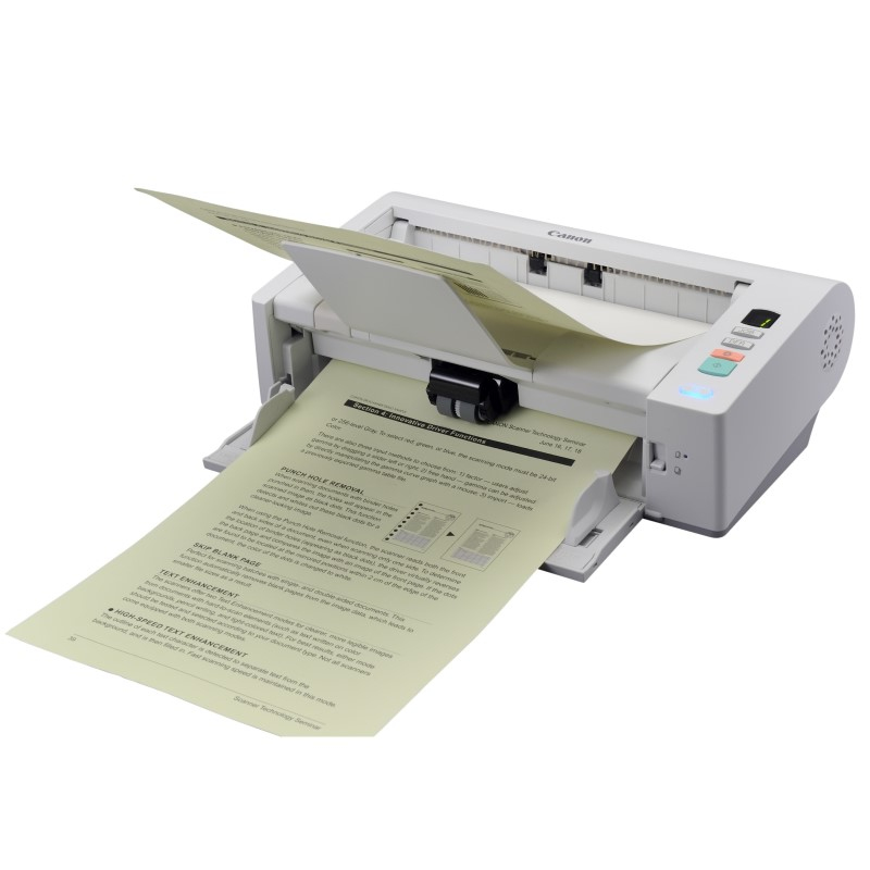 DR-M140 Scanner documentale A4