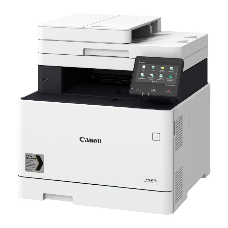 I-SENSYS MF742CDW multifunzione laser colore