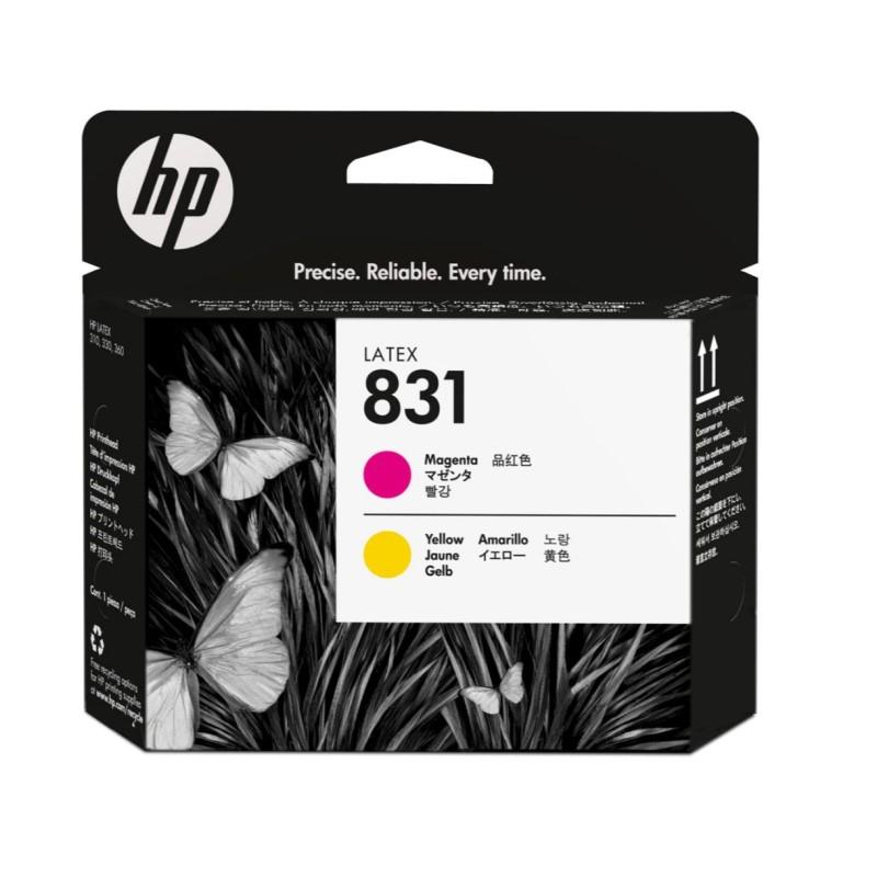 Testina HP 831 giallo/magenta  HP L310/330/360