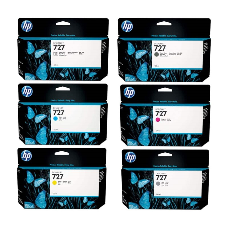 INK CARDRIDGE HP 727