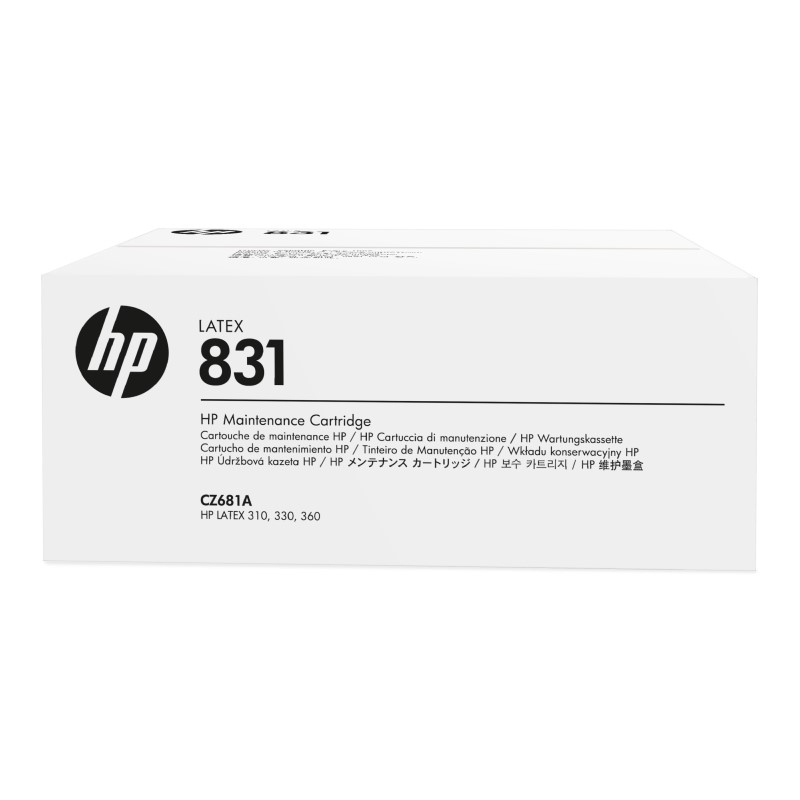 Maintenance Cartridge HP 831 per Latex 310-330-360